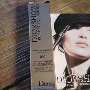 Dior Travel Size Pump N Volume Mascara